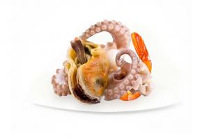 Топпинг морепродукты