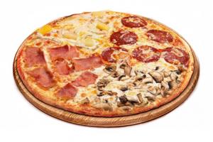 Пицца 4 сезона (22 см)