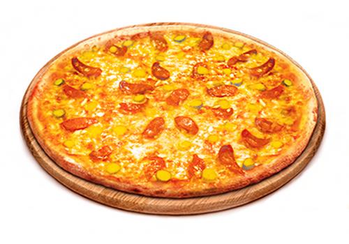 Пицца Охотничья (28см)